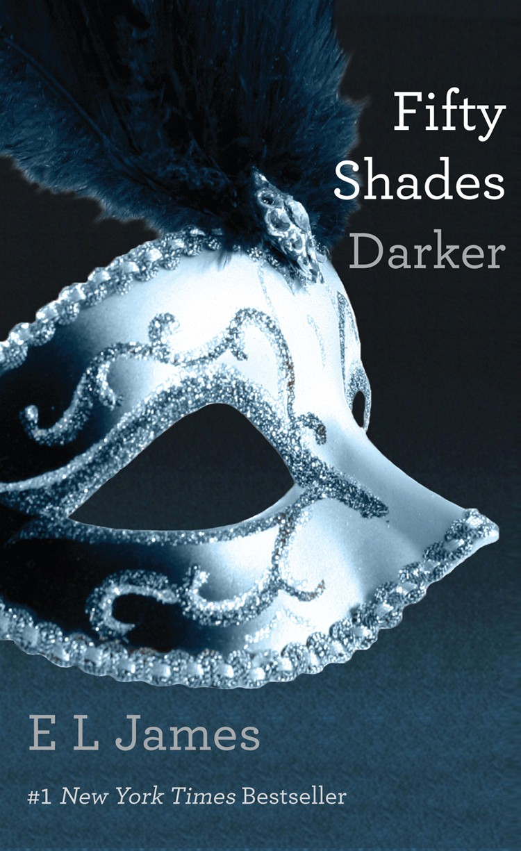 Book Review: Fifty Shades Darker by E.L. James