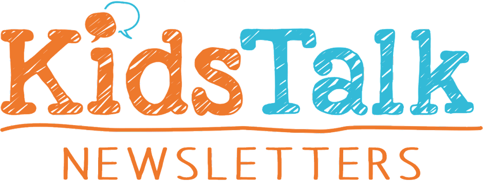 Kids Talk Newsletter