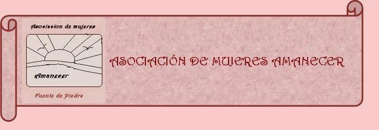 Asociación de Mujeres Amanecer