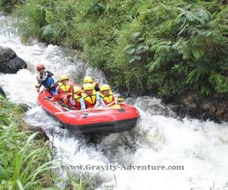 Paket Rafting Bandung Pangalengan Murah