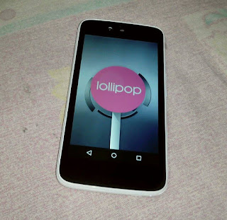 myphone uno cellphone Android lollipop