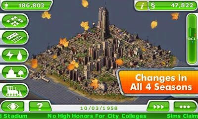 SimCity Deluxe Apk Data