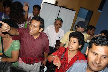 DIVISIONISTAS HUAYNALAYAS Y MDM FUERON RECHAZADOS POR LA CONTUNDENCIA DEL XIV CONGRESO SUTELL