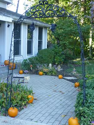 pumpkins, light up, led, decorations