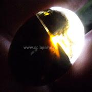 Batu Permata Badar Lumut Kebumen Kristal - SP799