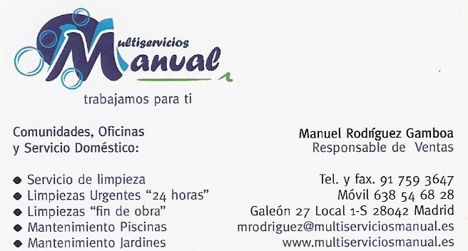 multiservicios manual