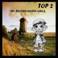 "TOP 2 My Besties Dutchgirls Designs op 23-04 2018 (#April) ""Lente onder de sterrenhemel"""