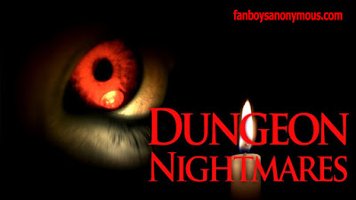 Game online free scary horror dungeons nightmares intense