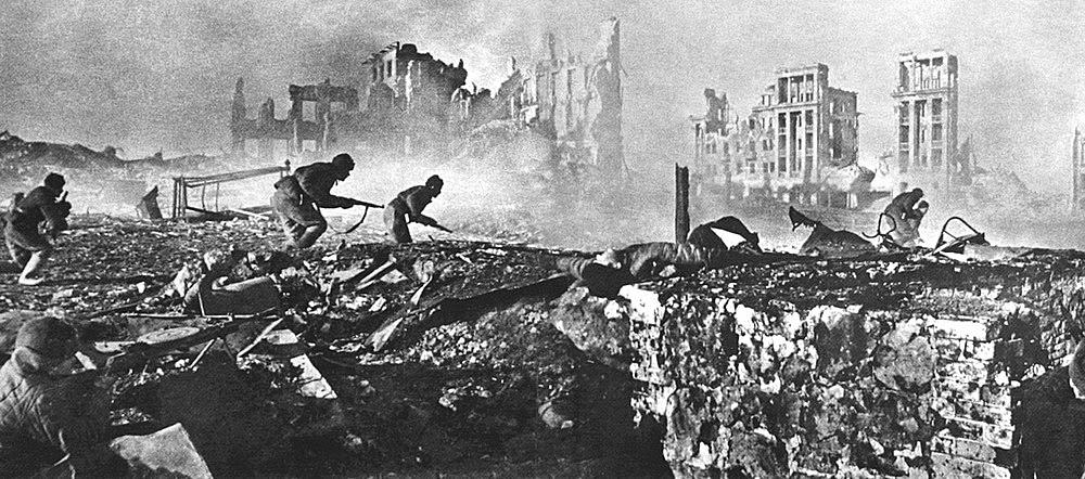 Сочинение на тему победа сталинградской битвы 4 класс