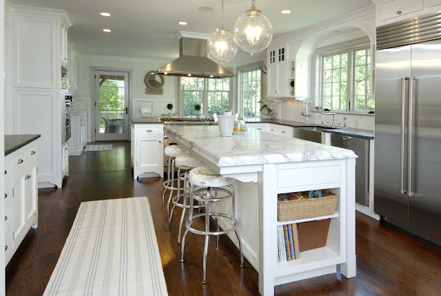 Galley Style Kitchens