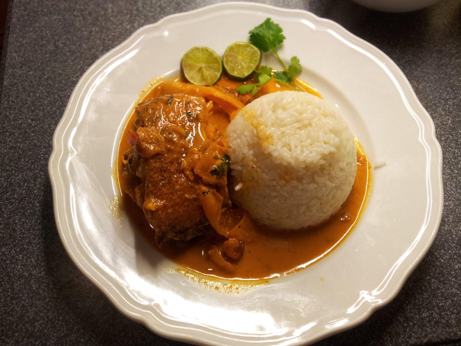 Como Cocinar El Mero | Filete De Mero Con Salsa De Coco Carol S Caribbean Corner