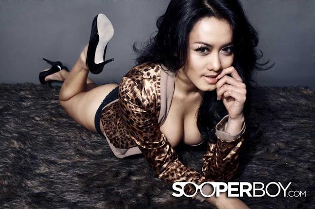 hot Devi Liu for Sooperboy, March 2013