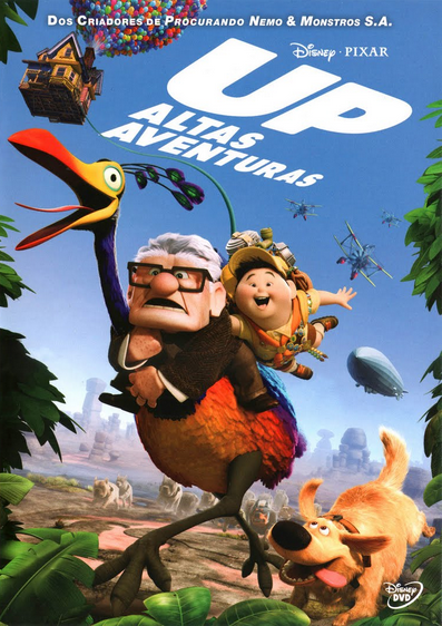 Filme Up Altas Aventuras Dublado AVI BDRip