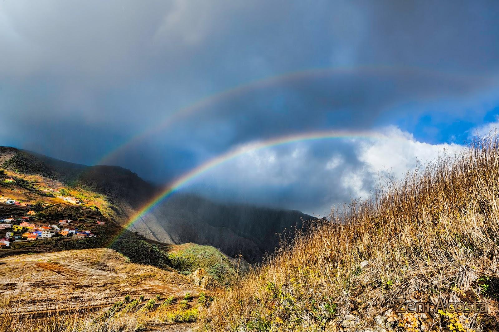Venteatenerife arco iris por jardina for Jardina