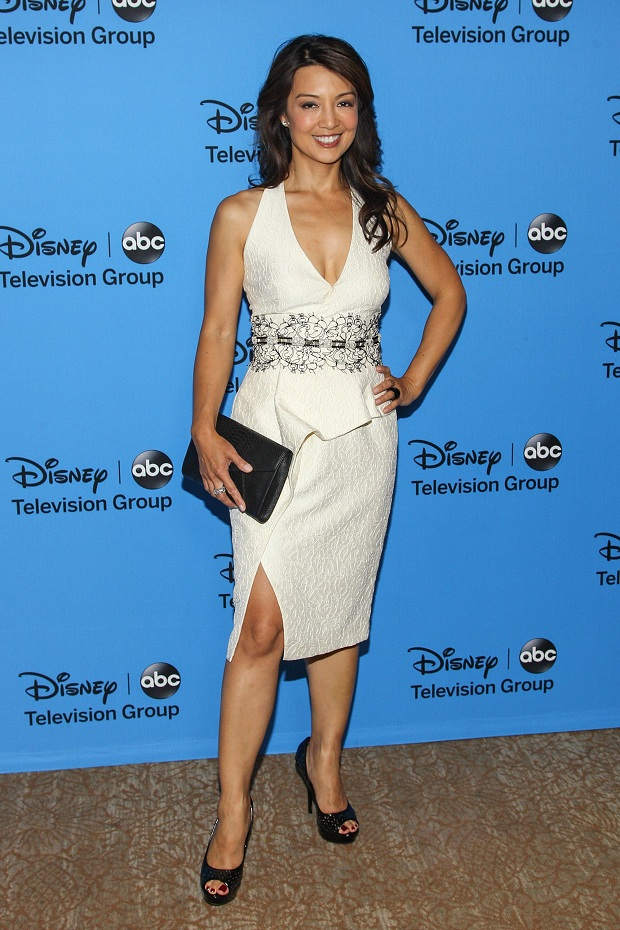 Ming-Na Wen at the Disney & ABC's 2013 Summer TCA Party