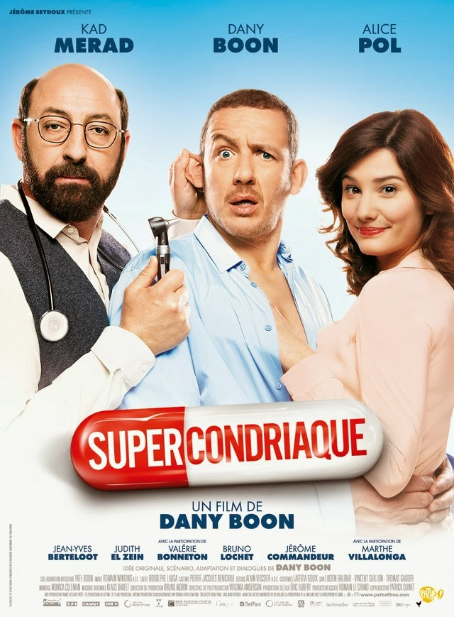 Regarder Supercondriaque en streaming - Film Streaming
