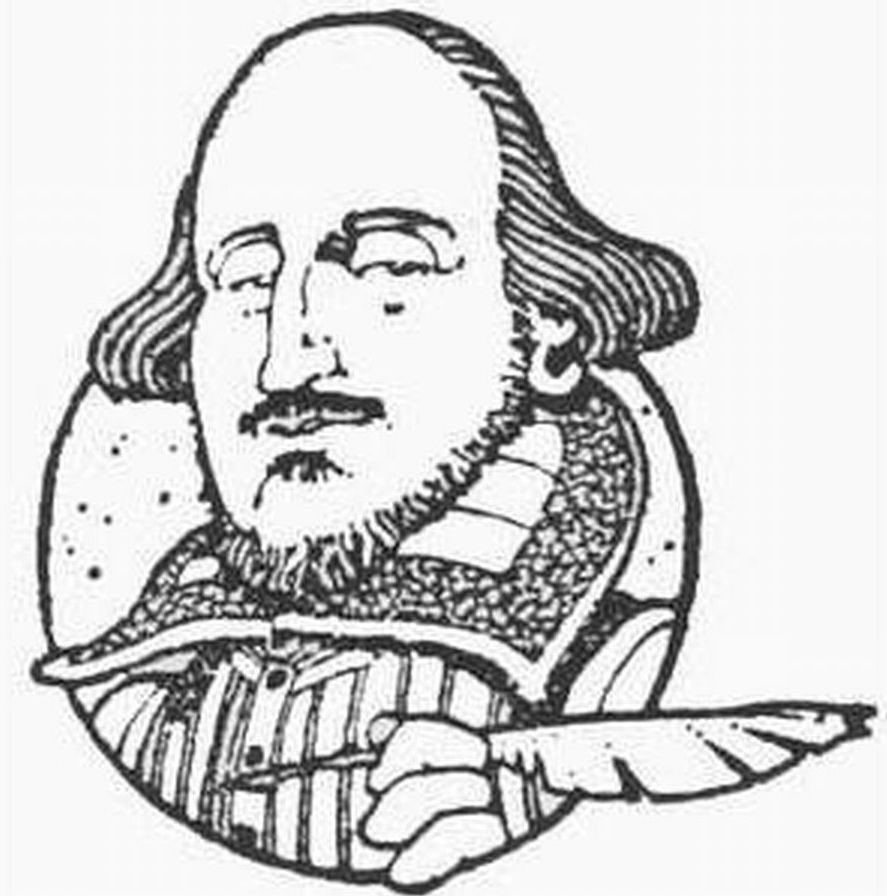 Displaying 19> Images For - William Shakespeare Cartoon...