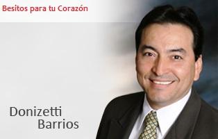 Besitos para tu Corazón - Donizetti Barrios