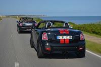 MINI Cabriolet si MINI Roadster