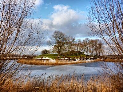 Isla de Fort Noorddijk en Hellevoetsluis