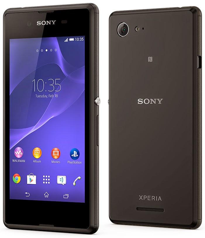 Sony Xperia E3 Dual D2212