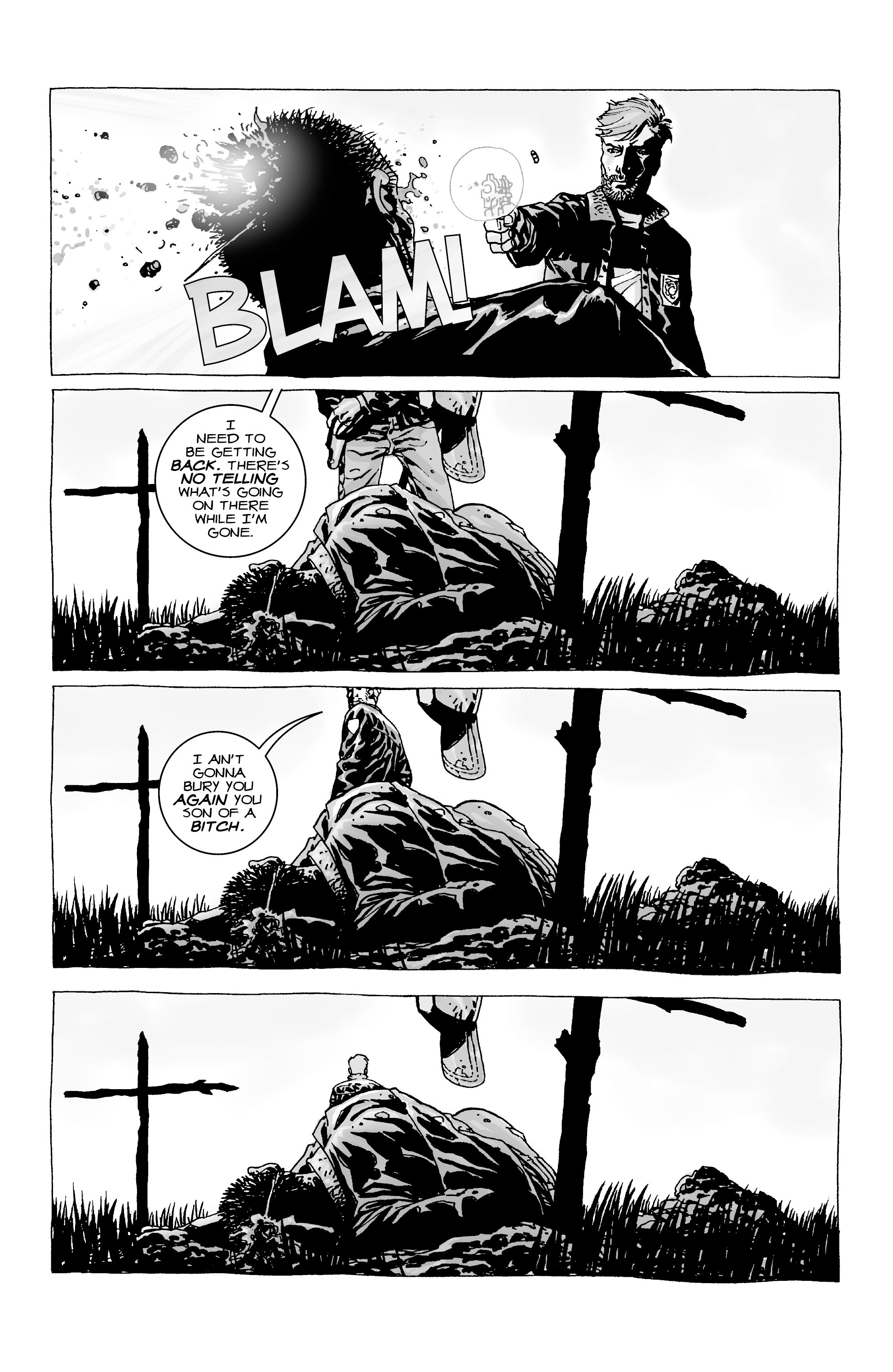The Walking Dead Issue #15 Page 22