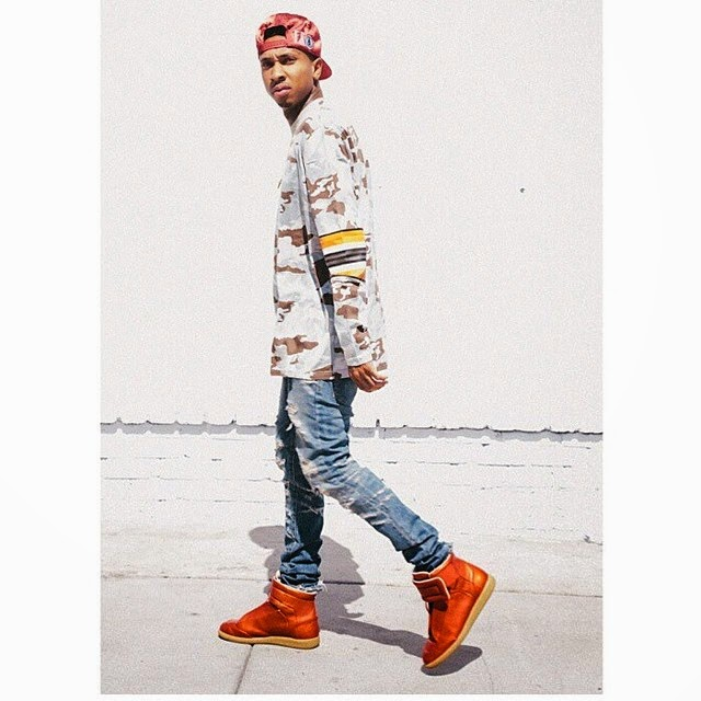 Tyga Swag Images Galleries With A Bite