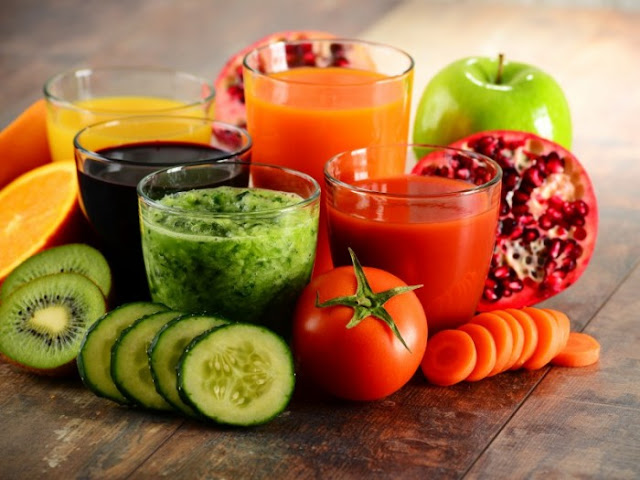 10 Simple Juicing Recipes For Cleansing The Body of Toxins