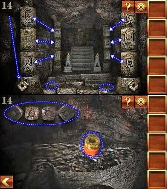 Can You Escape Adventure Level 14