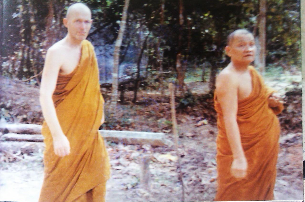 Theravada buddhist wedding