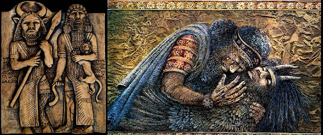 role of friendship in the epic of gilgamesh essay The epic of gilgamesh study guide contains literature essays, quiz questions, major themes, quotes, characters, and a full summary and analysis.