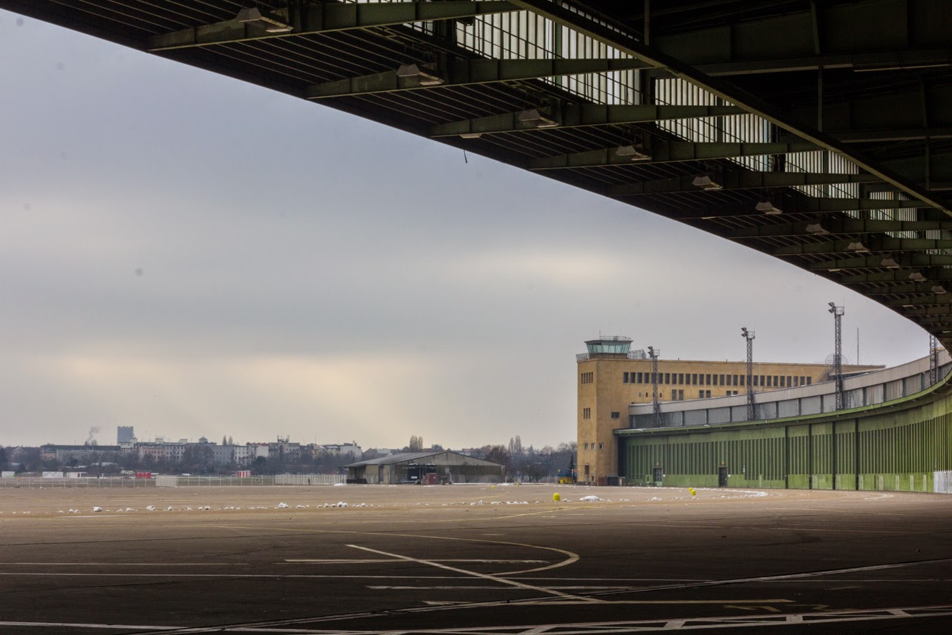 Tempelhof The Mother Of All Abandoned Airports Abandoned Berlin