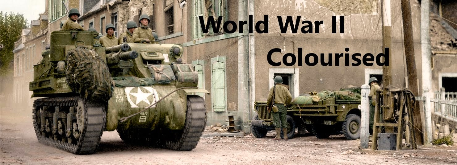 WW2 Colourised
