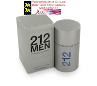 Perfume 212 MEN de Carolina Herrera