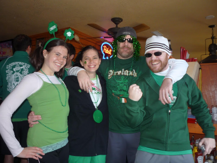St. Patty's Day 5K Bar Run