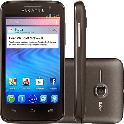 AjudaOps! Modelo Alcatel One Touch M'Pop 5020E com Android 4.1