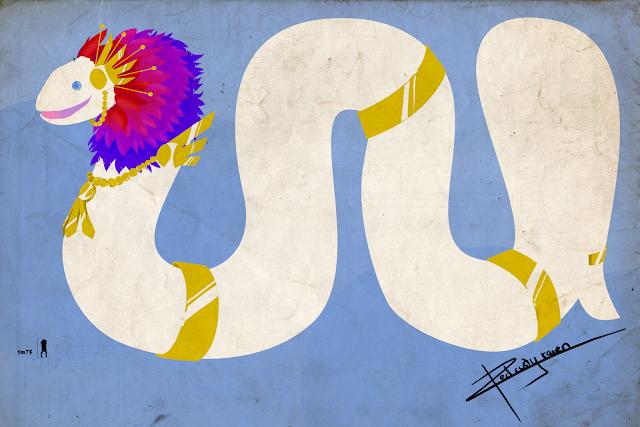 Hebdomaker - numéro 20 : semaine du 26 août au 1er septembre Quetzalcoatl+fini