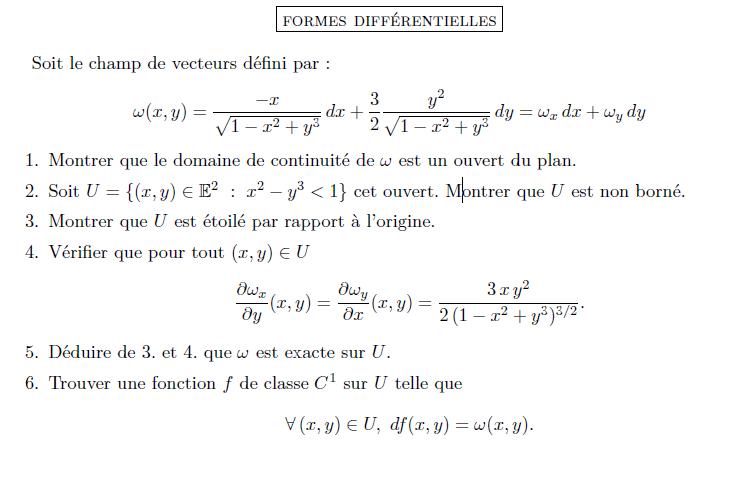 Contrôles et examen Analyse 2 smpc s2