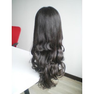 Celebrity Haistyle Full Lace Wig Chinese Remy Hair
