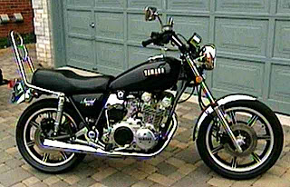 1980 Motorcycles Yamaha XS 750 US  Custom   motorcycles