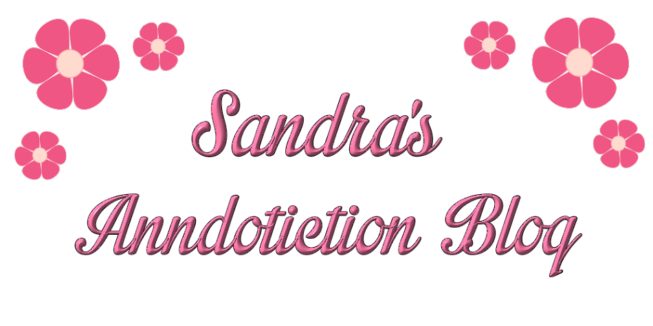 Sandra's Anndotdiction blog