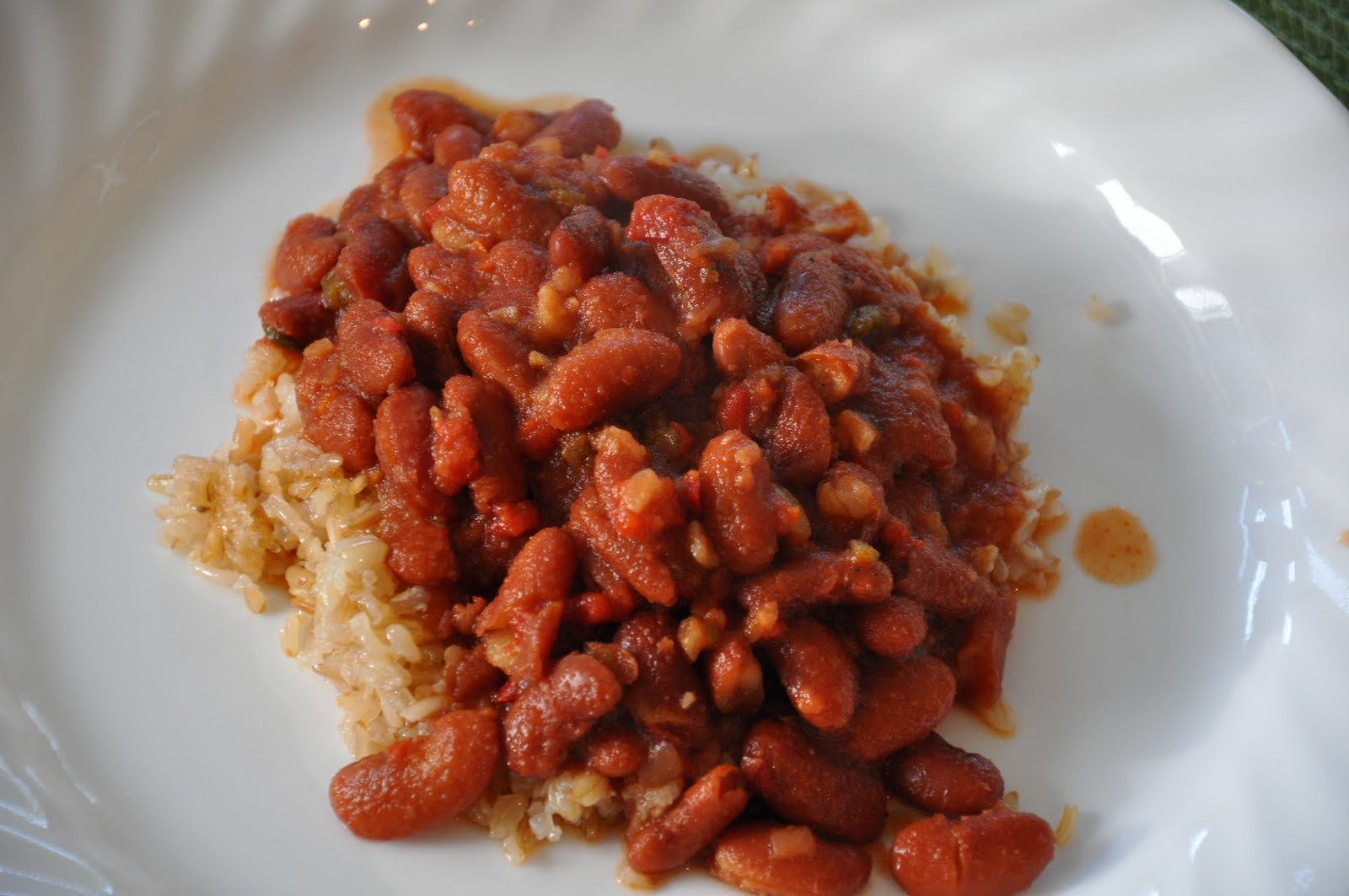 Fears' Food: Dominican Rice and Beans