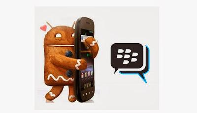 Android Gingerbread Bisa Nikmati Aplikasi BBM?