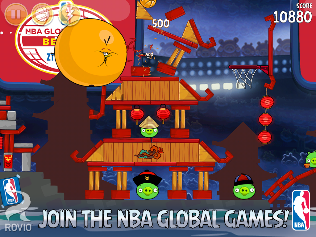 angry birds seasons Android apk