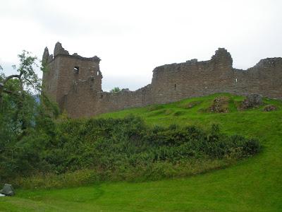 Urquhart Castle, Loch Ness, Highlands, Scotland, Escòcia, Regne Unit, United Kingdom