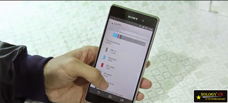 Sony Xperia Z3 Nhật Bản - lý do nên mua Sony Xperia Z3 xách tay