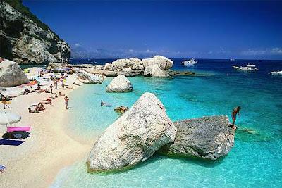 Cerdeña, Italia playas