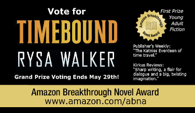 Please VOTE for Timebound