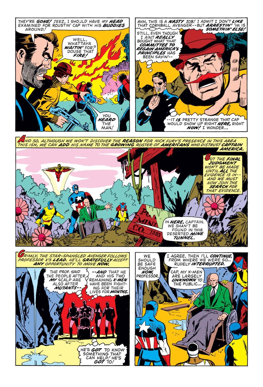 Captain America (1968) Issue #173 #87 - English 6
