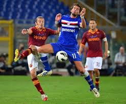 Sampdoria-AS-Roma-serie-a